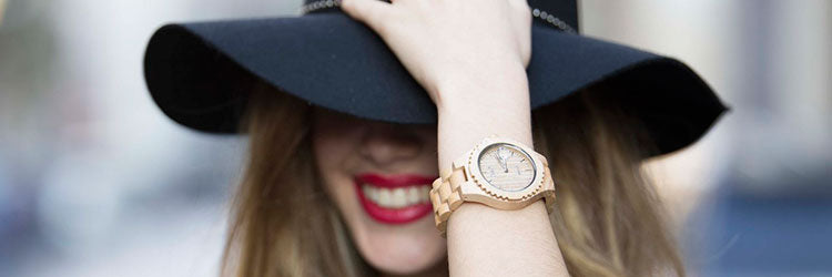 Ladies Wood Watches