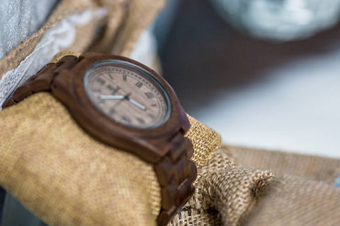 uwood wooden watch
