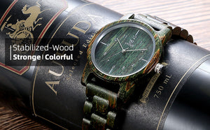 UWOOD WOOD WATCHES