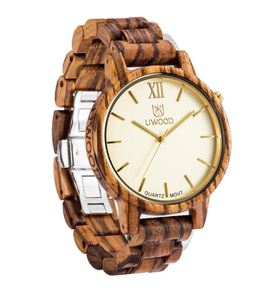 Wood Watch Extra Links Extra Wood Strap Exend Length Watch Band