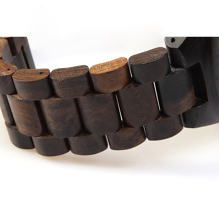Wood Watch Links Extra Wood Strap Exend Length
