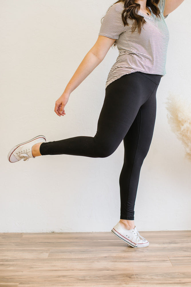 Ginny Leggings in Black