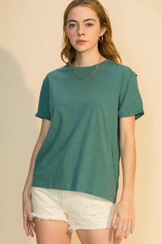 Hazel Tee in Multiple Colors