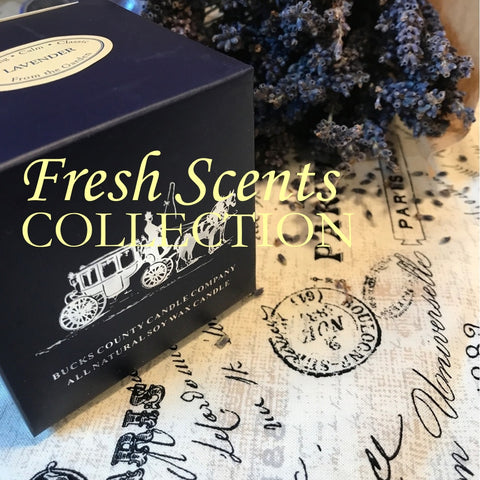 FRESH SCENTS COLLECTION