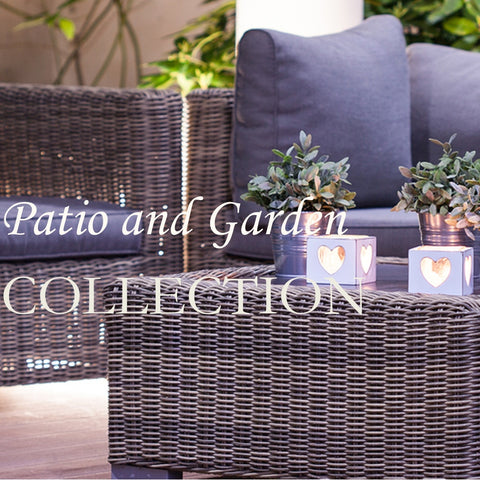 PATIO and GARDEN COLLECTION