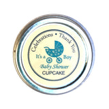 YOUR CELEBRATIONS - BABY SHOWER FAVOR TINY TIN