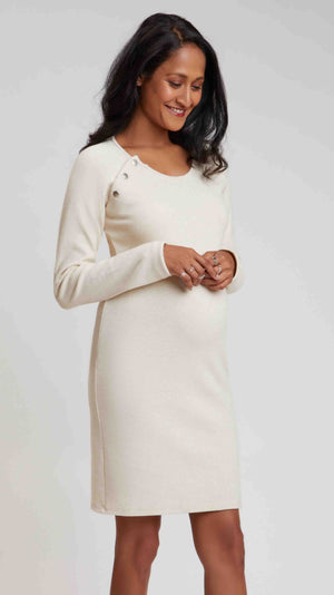 Raglan Maternity & Nursing Dress