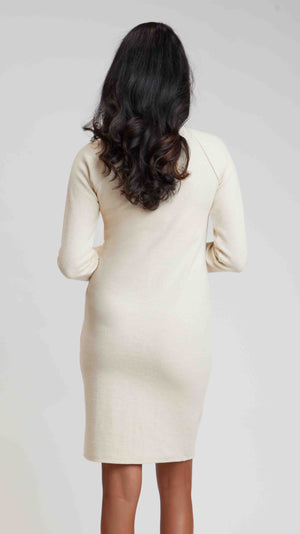 Raglan Maternity Dress