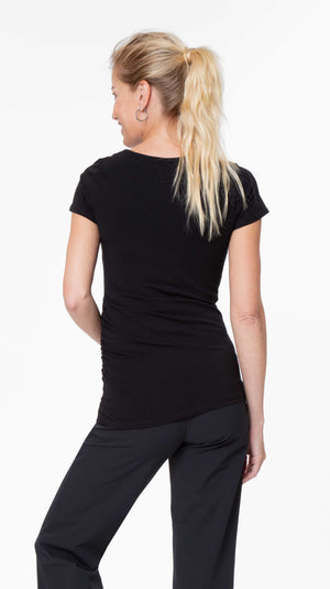 Stowaway Collection City Maternity & Nursing Top Back
