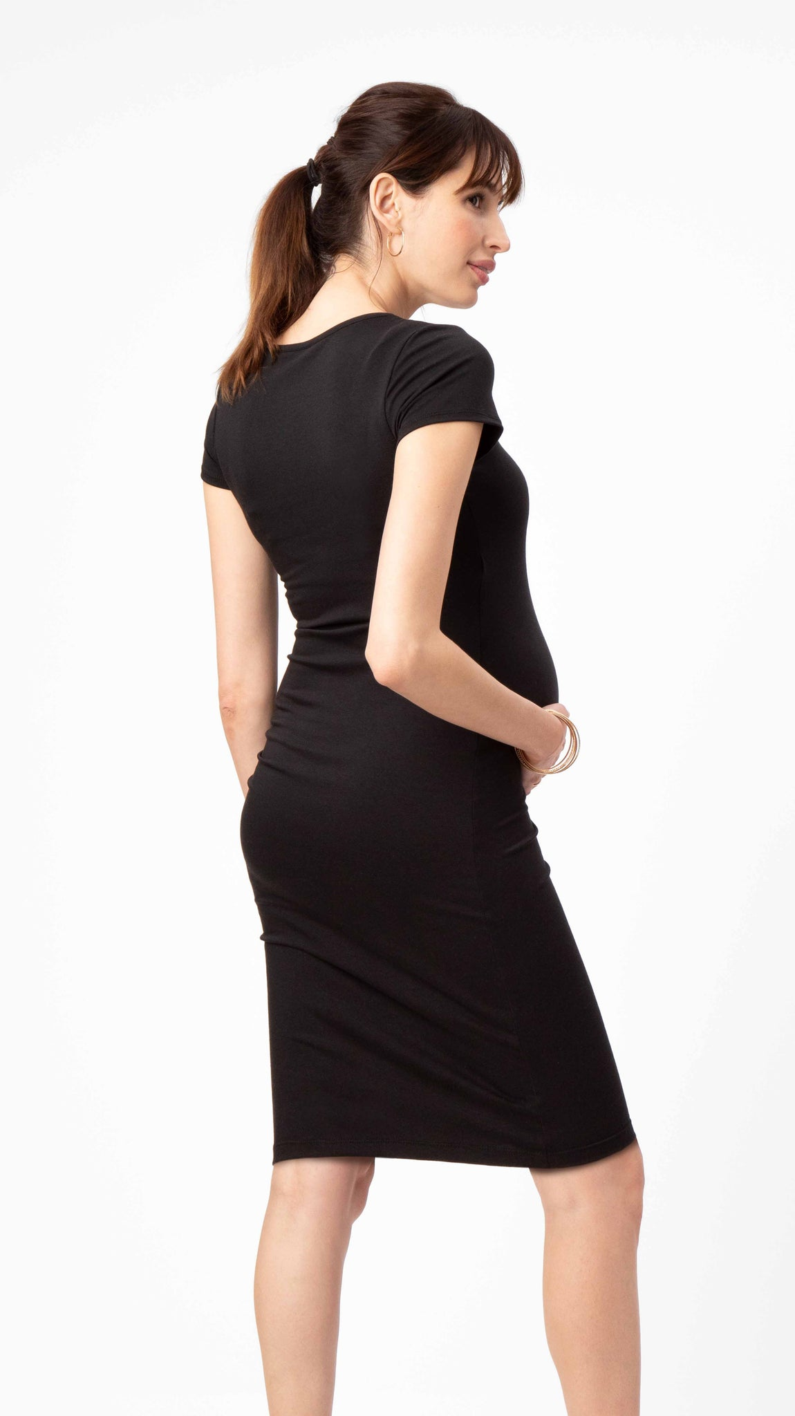 City Maternity & Nursing Dress