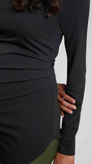 Long Sleeve Ballet Maternity Tunic