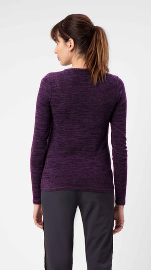 Multi-Directional Maternity Sweater