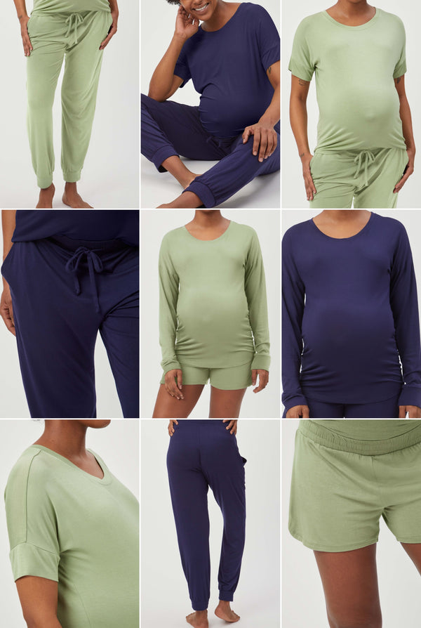 Four Piece Loungewear Capsule