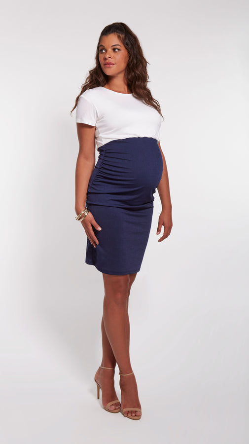 T-Shirt Maternity Dress