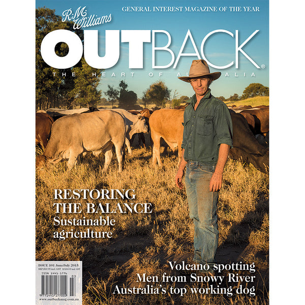 OUTBACK Magazine - Issue 101 - Jun/Jul 2015