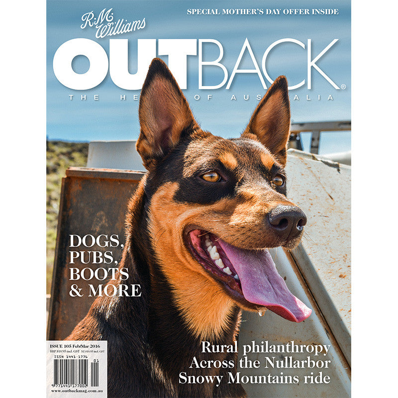 OUTBACK Magazine - Issue 105 - Feb/Mar 2016