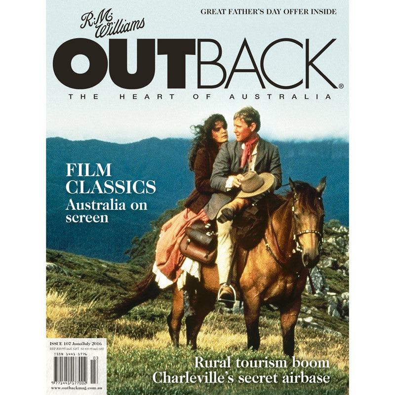 OUTBACK Magazine - Issue 107 - Jun/Jul 2016