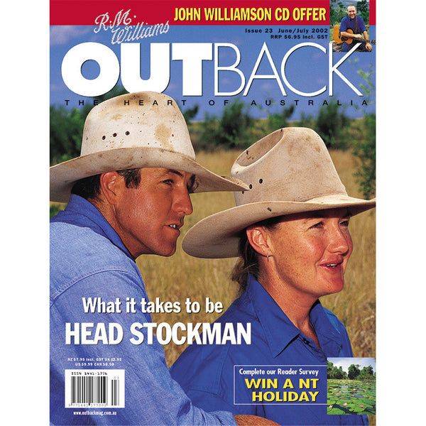 OUTBACK Magazine - Issue 23 - Jun/Jul 2002