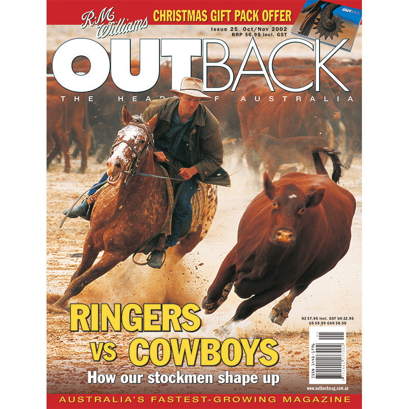 OUTBACK Magazine - Issue 25 - Oct/Nov 2002