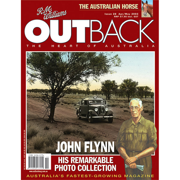 OUTBACK Magazine - Issue 28 - Apr/May 2003