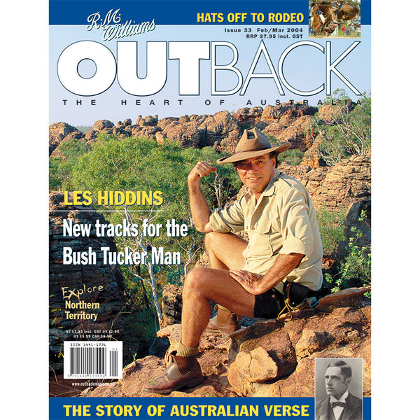 OUTBACK Magazine - Issue 33 - Feb/Mar 2004