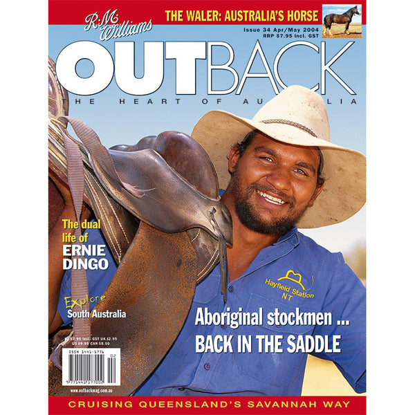 OUTBACK Magazine - Issue 34 - Apr/May 2004