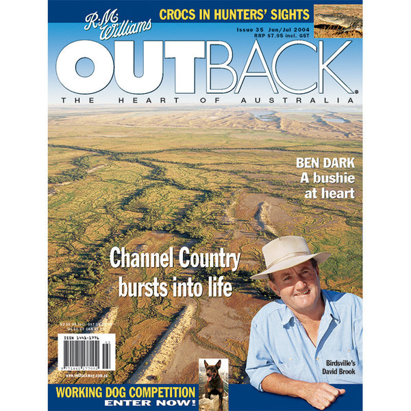 OUTBACK Magazine - Issue 35 - Jun/Jul 2004