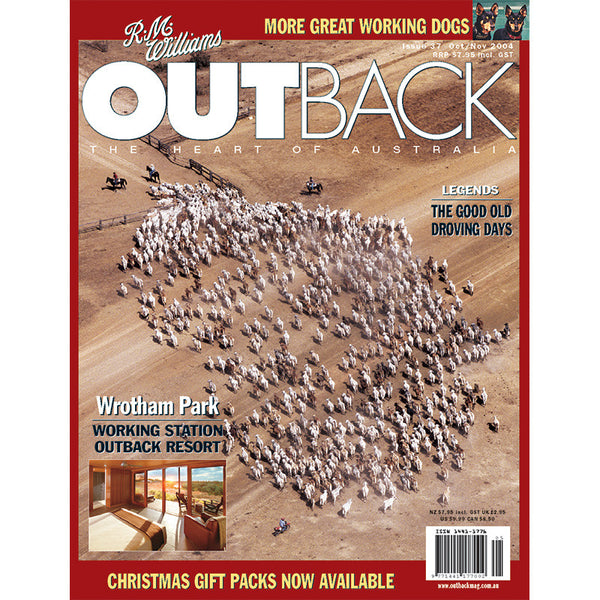 OUTBACK Magazine - Issue 37 - Oct/Nov 2004