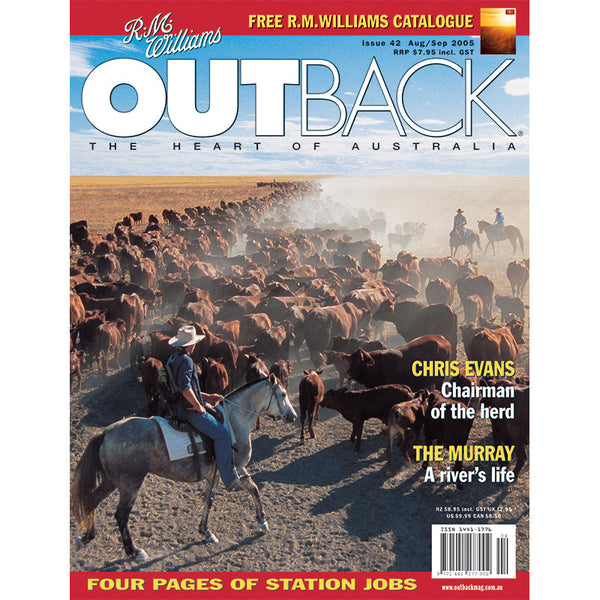 OUTBACK Magazine - Issue 42 - Aug/Sep 2005