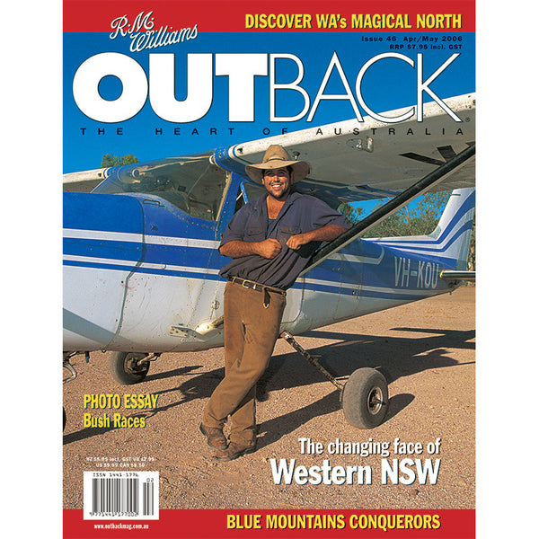 OUTBACK Magazine - Issue 46 - Apr/May 2006