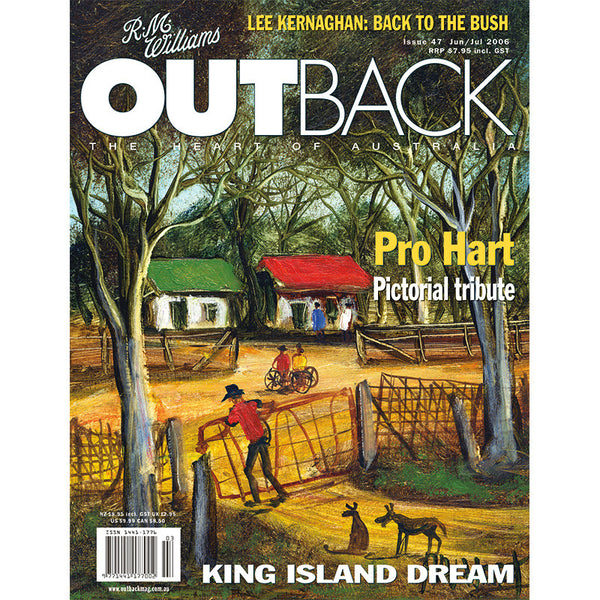 OUTBACK Magazine - Issue 47 - Jun/Jul 2006