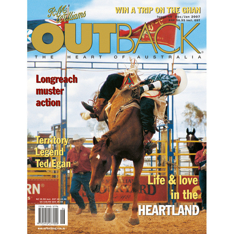 OUTBACK Magazine - Issue 50 - Dec/Jan 2007