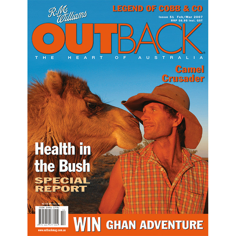 OUTBACK Magazine - Issue 51 - Feb/Mar 2007