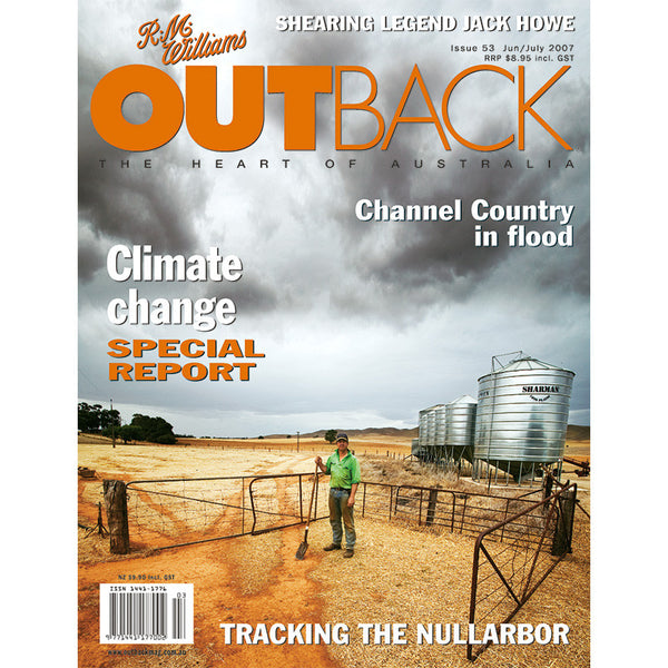 OUTBACK Magazine - Issue 53 - Jun/Jul 2007