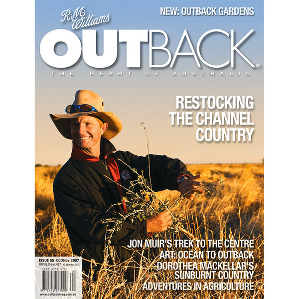 OUTBACK Magazine - Issue 55 - Oct/Nov 2007