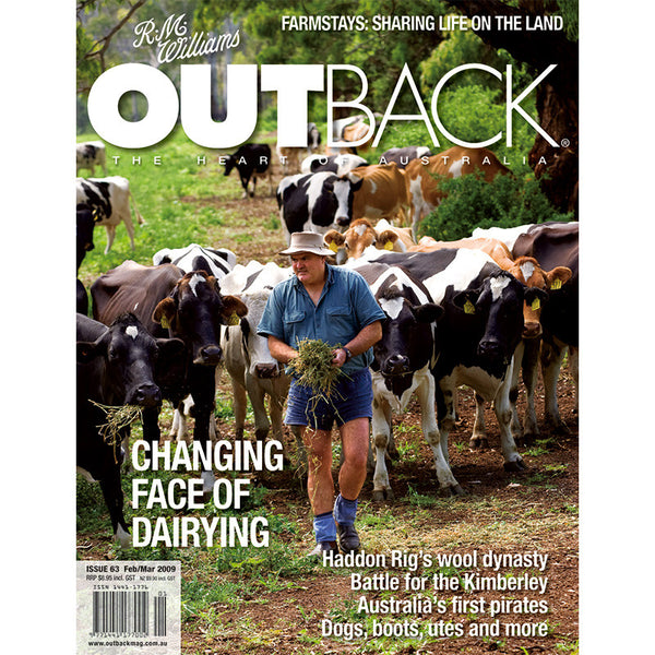 OUTBACK Magazine - Issue 63 - Feb/Mar 2009