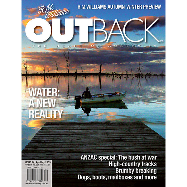 OUTBACK Magazine - Issue 64 - Apr/May 2009