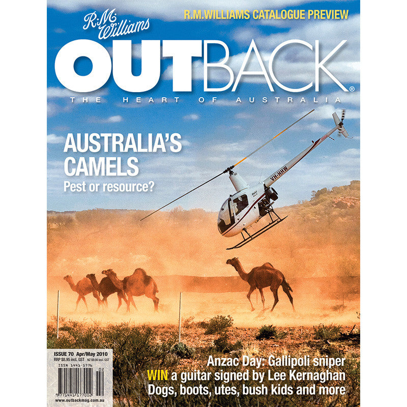 OUTBACK Magazine - Issue 70 - Apr/May 2010
