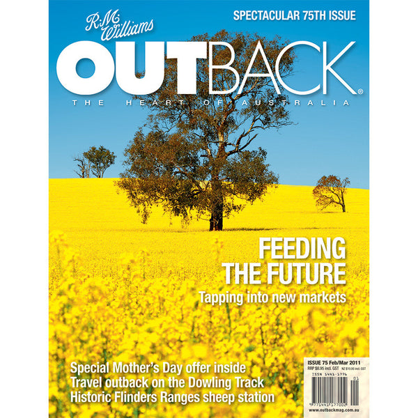 OUTBACK Magazine - Issue 75 - Feb/Mar 2011