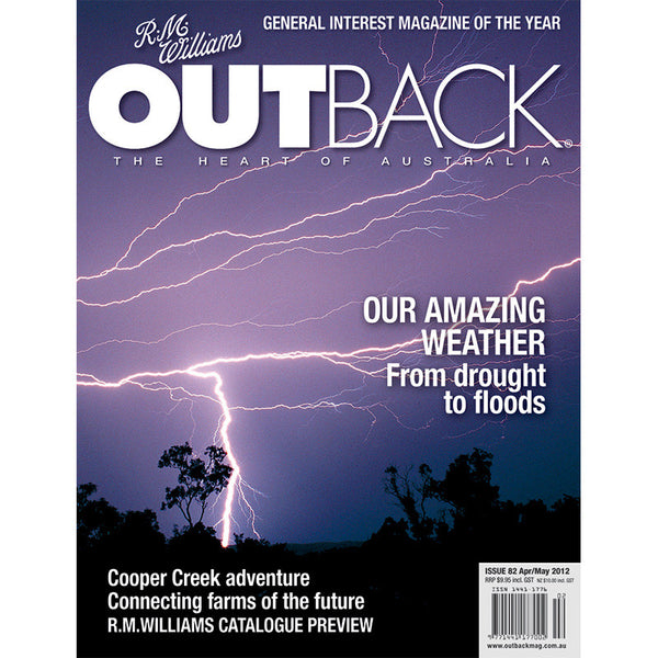 OUTBACK Magazine - Issue 82 - Apr/May 2012
