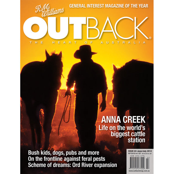 OUTBACK Magazine - Issue 83 - Jun/Jul 2012