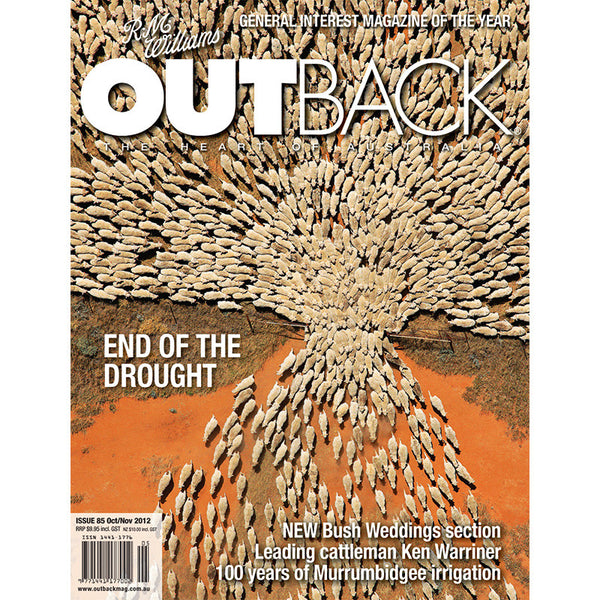 OUTBACK Magazine - Issue 85 - Oct/Nov 2012