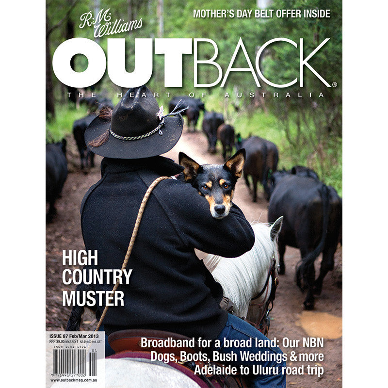 OUTBACK Magazine - Issue 87 - Feb/Mar 2013