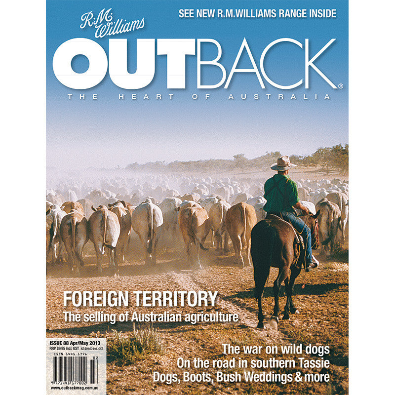 OUTBACK Magazine - Issue 88 - Apr/May 2013