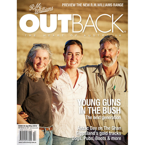 OUTBACK Magazine - Issue 94 - Apr/May 2014