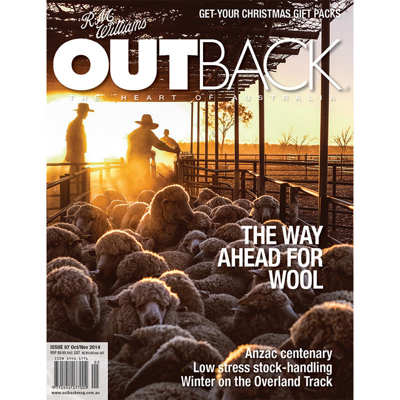 OUTBACK Magazine - Issue 97 - Oct/Nov 2014