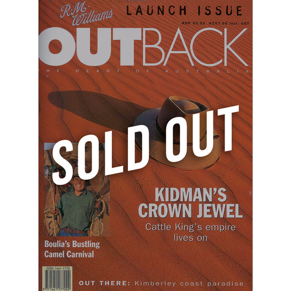 OUTBACK Magazine - Issue 1 - Oct/Nov 1998