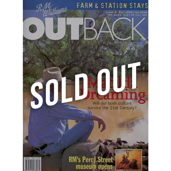 OUTBACK Magazine - Issue 8 - Dec/Jan 2000