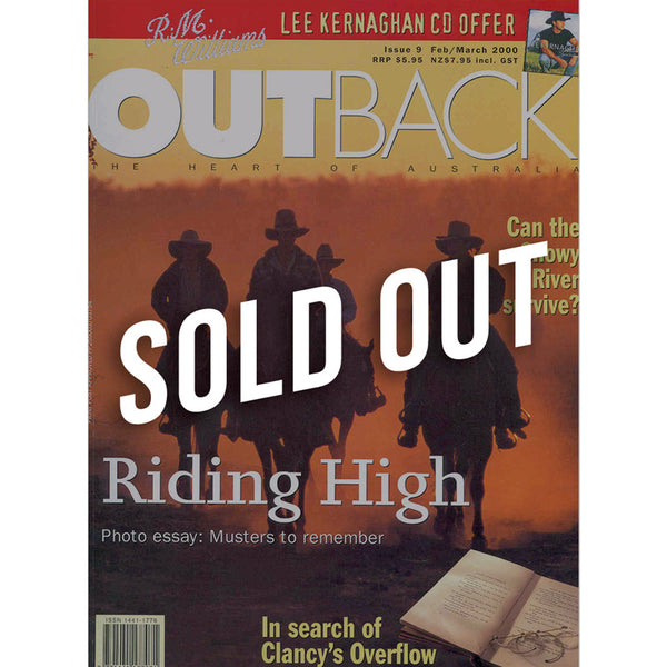 OUTBACK Magazine - Issue 9 - Feb/Mar 2000