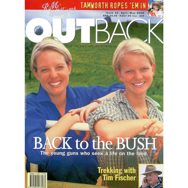 OUTBACK Magazine - Issue 10 - Apr/May 2000